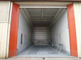 maintenance cabines et tunnels peinture