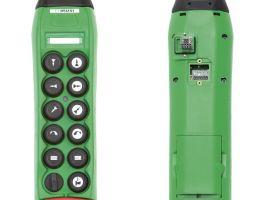Radiocommande pour pont roulant T70/2 ATEX