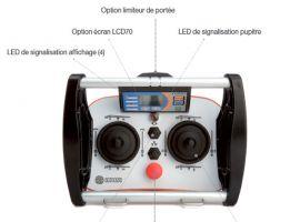 Radiocommande pour pont roulant TM70/3
