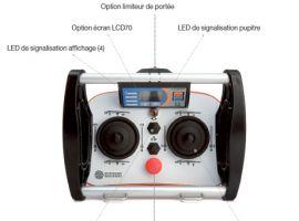 Radiocommande pour pont roulant TM70/4