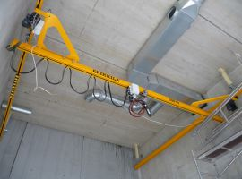 Single-girder overhead crane Prosystem