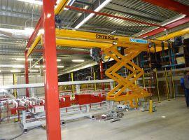 The PROSYSTEM double-girder crane