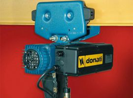 DONATI electric hoist