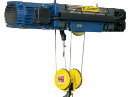 The DRH electric hoist