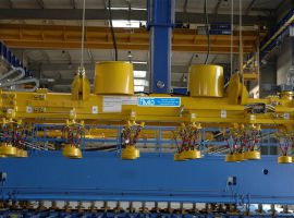 AMIO Levage magnetised lifting beams