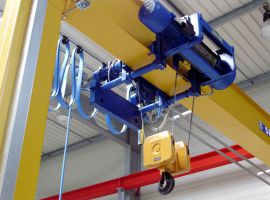 OPE wire rope hoists