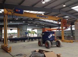 AMIO lifting gantry crane